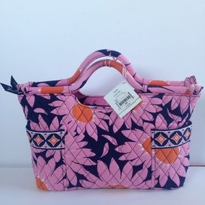 Vera Bradley Med Quilted Purse Pink Gabby Loves Me